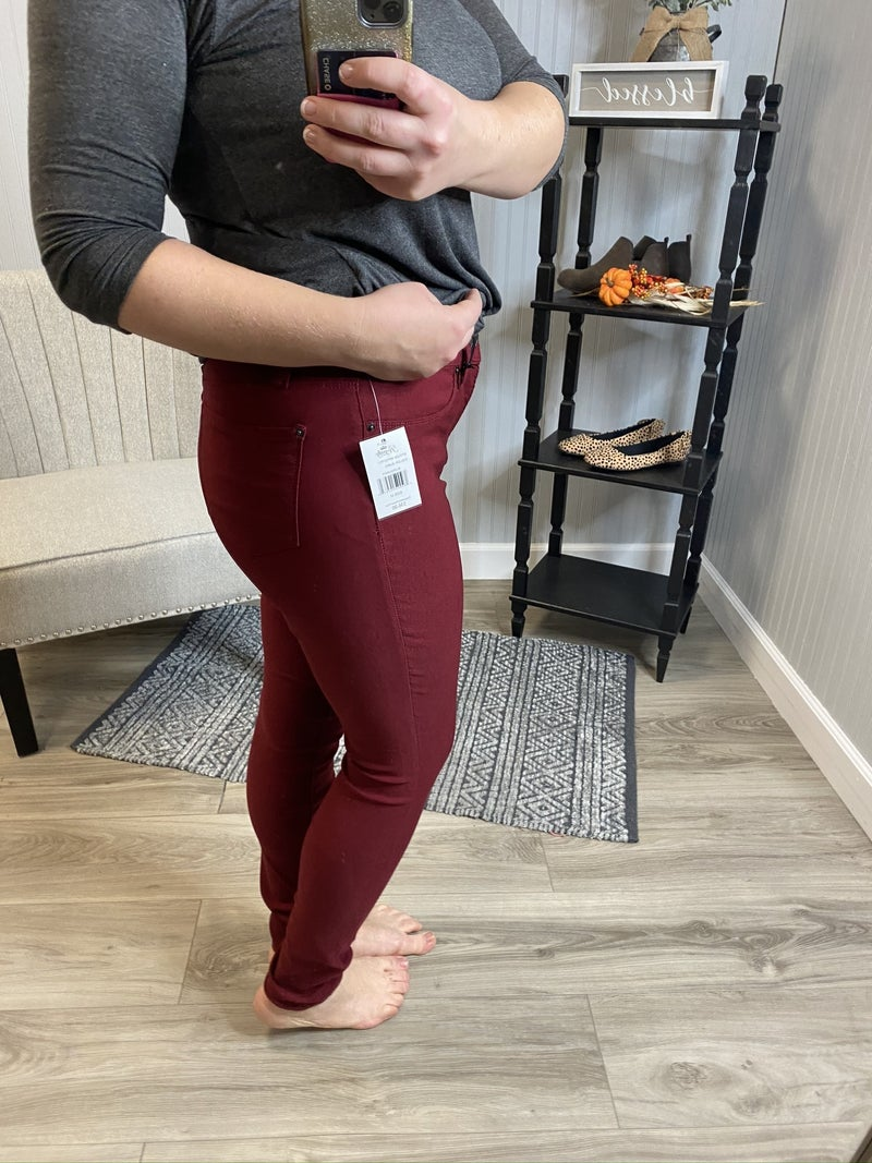 Forever Color Colored Jeggings From Royalty Jeans