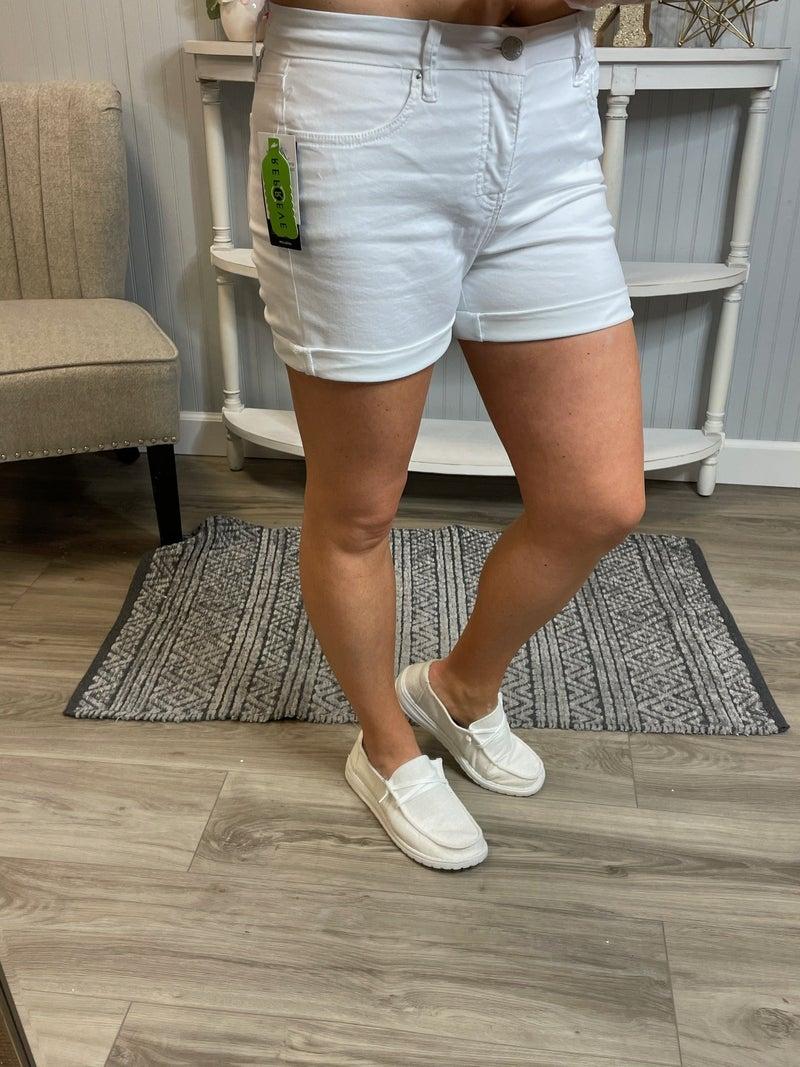 Royalty Custom Cuff Shorts