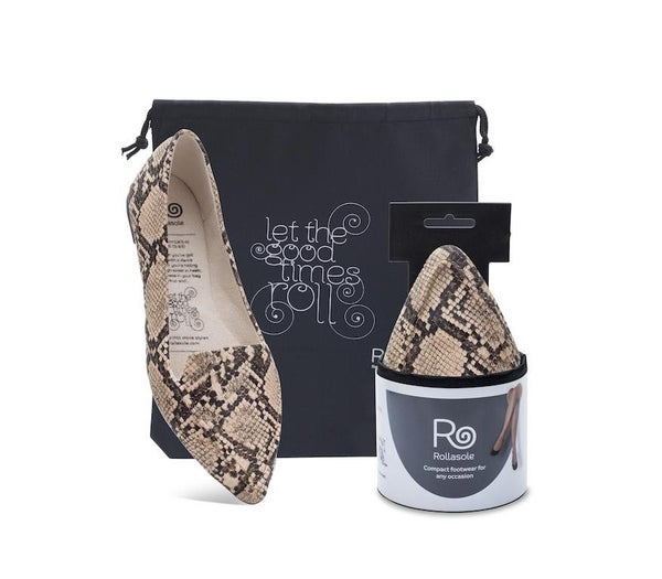 Desert Diamond Rollasole Shoe