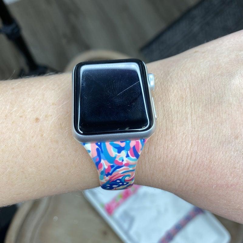Designer Inspired Skinny Watch Band