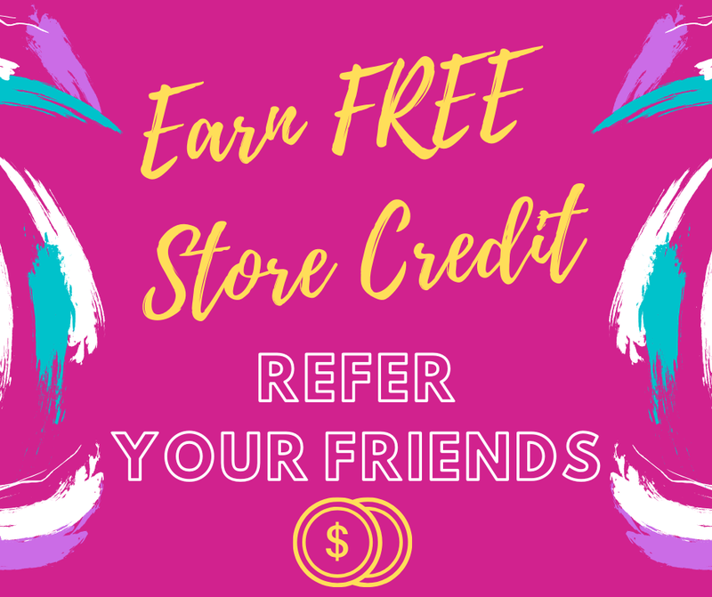 Earn FREE Store Credit