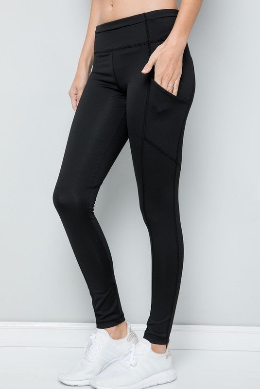 Cellphone Pocket Leggings
