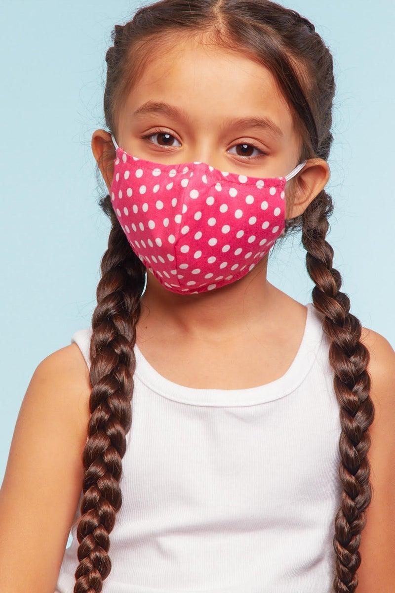 Kids Face Mask (Color Options)