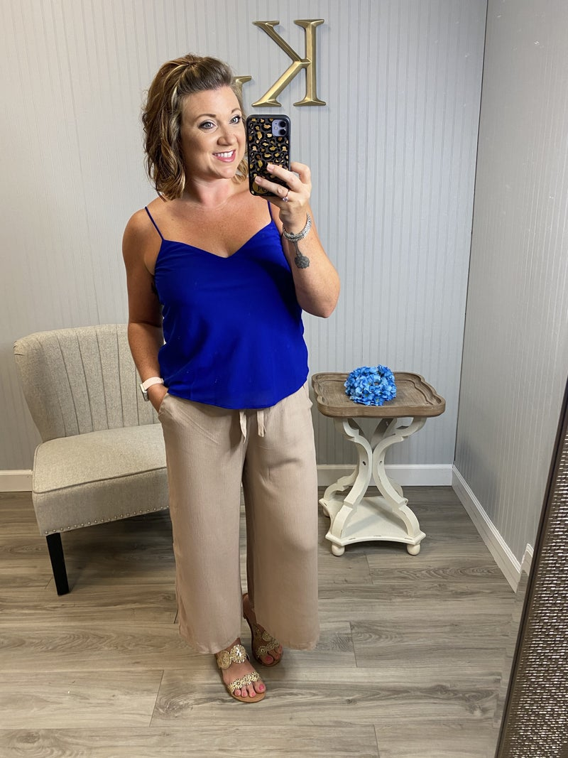Gaucho Dressy Pants