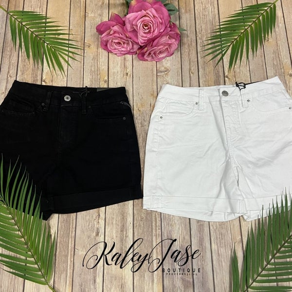 Royalty Custom Cuff Shorts