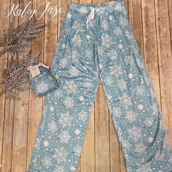 Hello Mello Snowflake Pants
