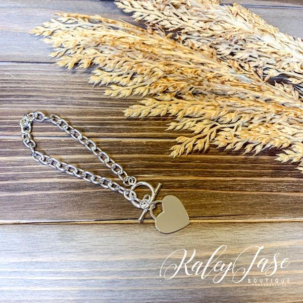 Heart Designer Inspired Bracelet -C3