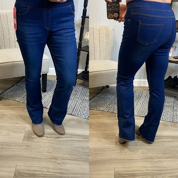JV Flare Frey Jeans
