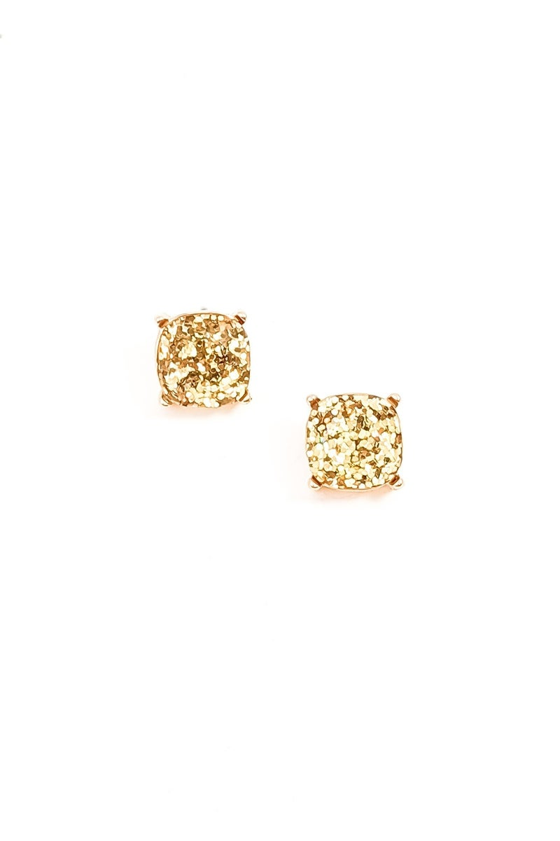 Natasha Stud Earrings -YB3
