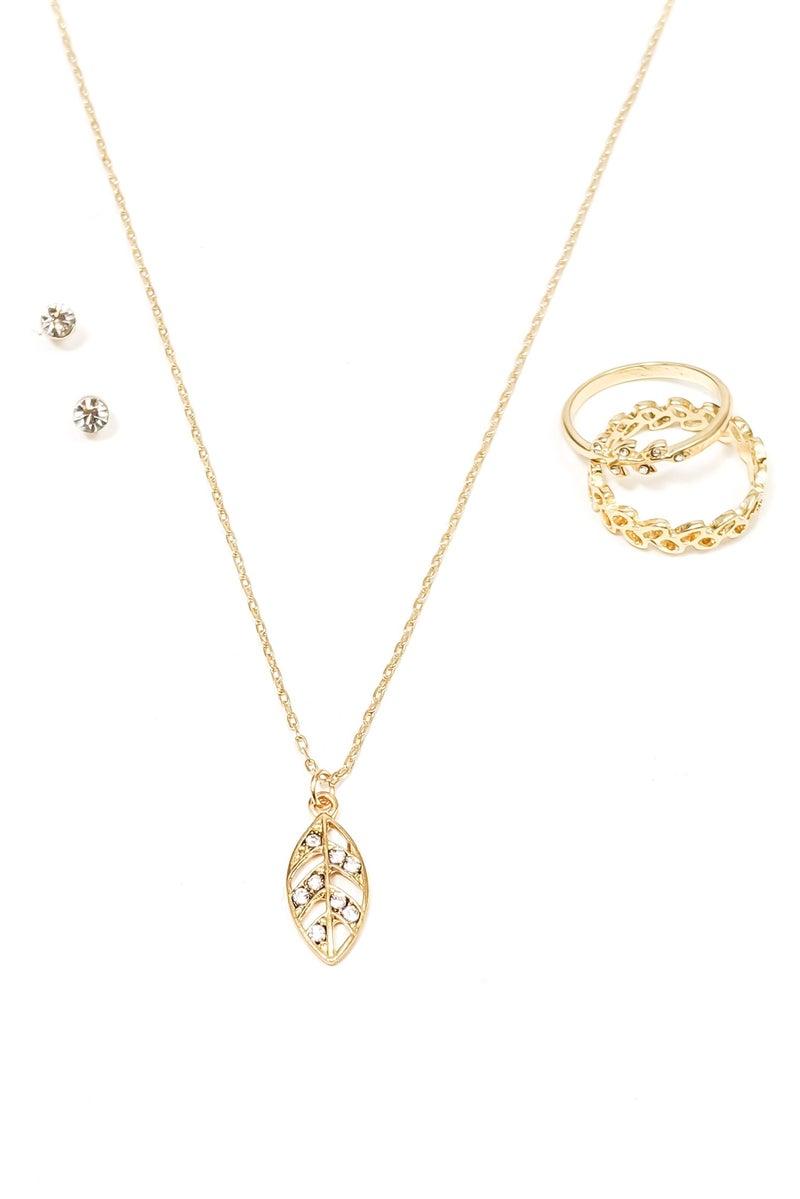 Kyla Jewelry Set -B1