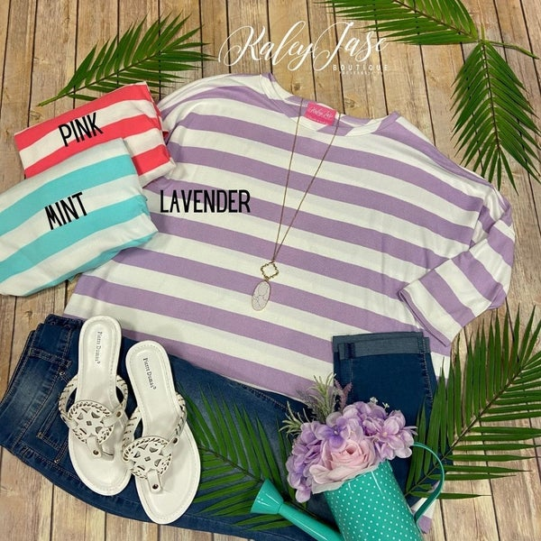 HM Soft Striped Top