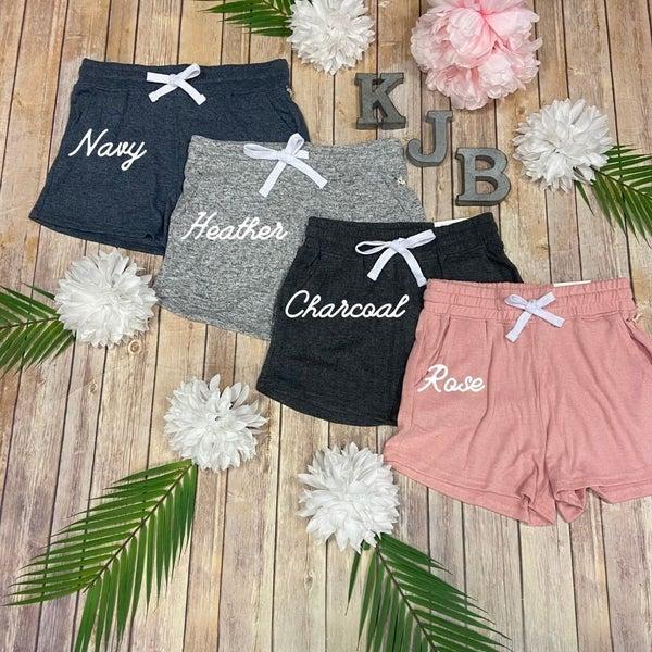 Basic  Super Soft Knit Shorts