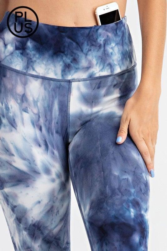 Tie Dye For Leggings