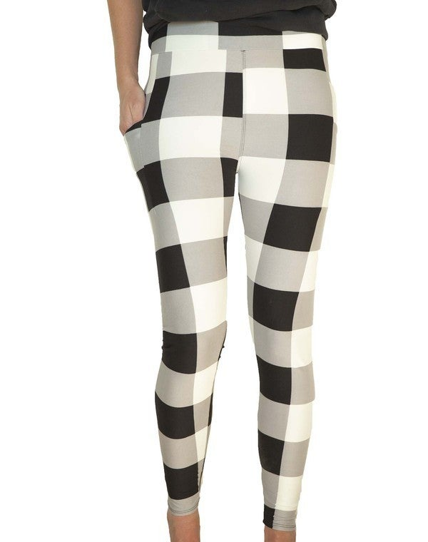 Classic Look Leggings