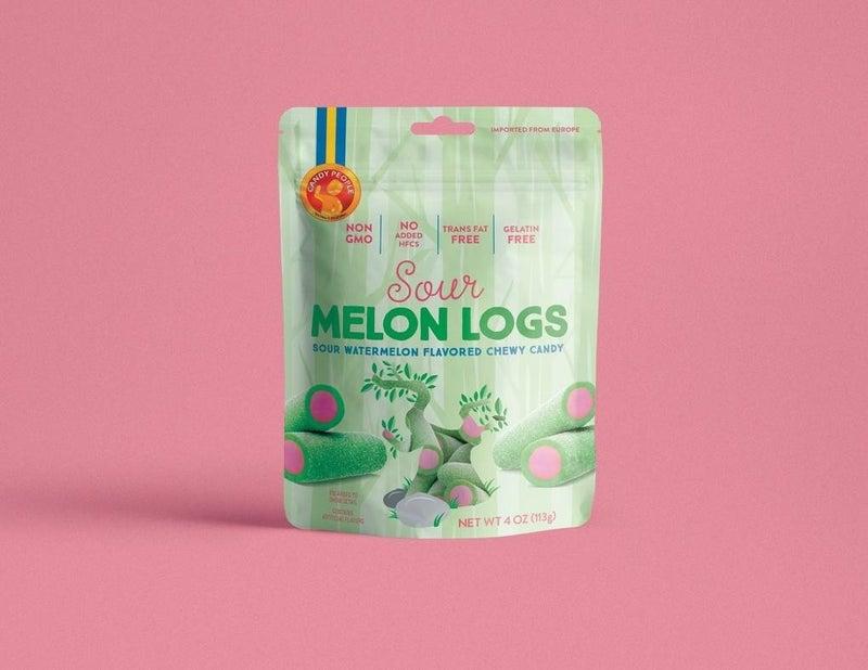 Sour Melon Logs