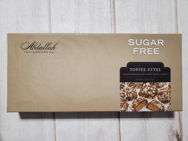 Abdallah Sugar free Toffee-ettes