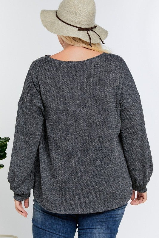 Into The Breeze Sweater