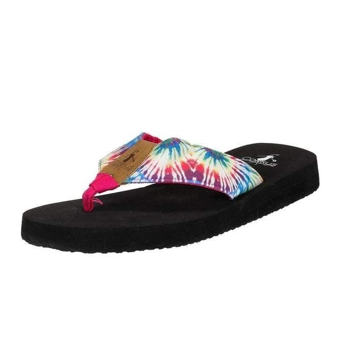 Multi Bahama Mama Flip-Flops