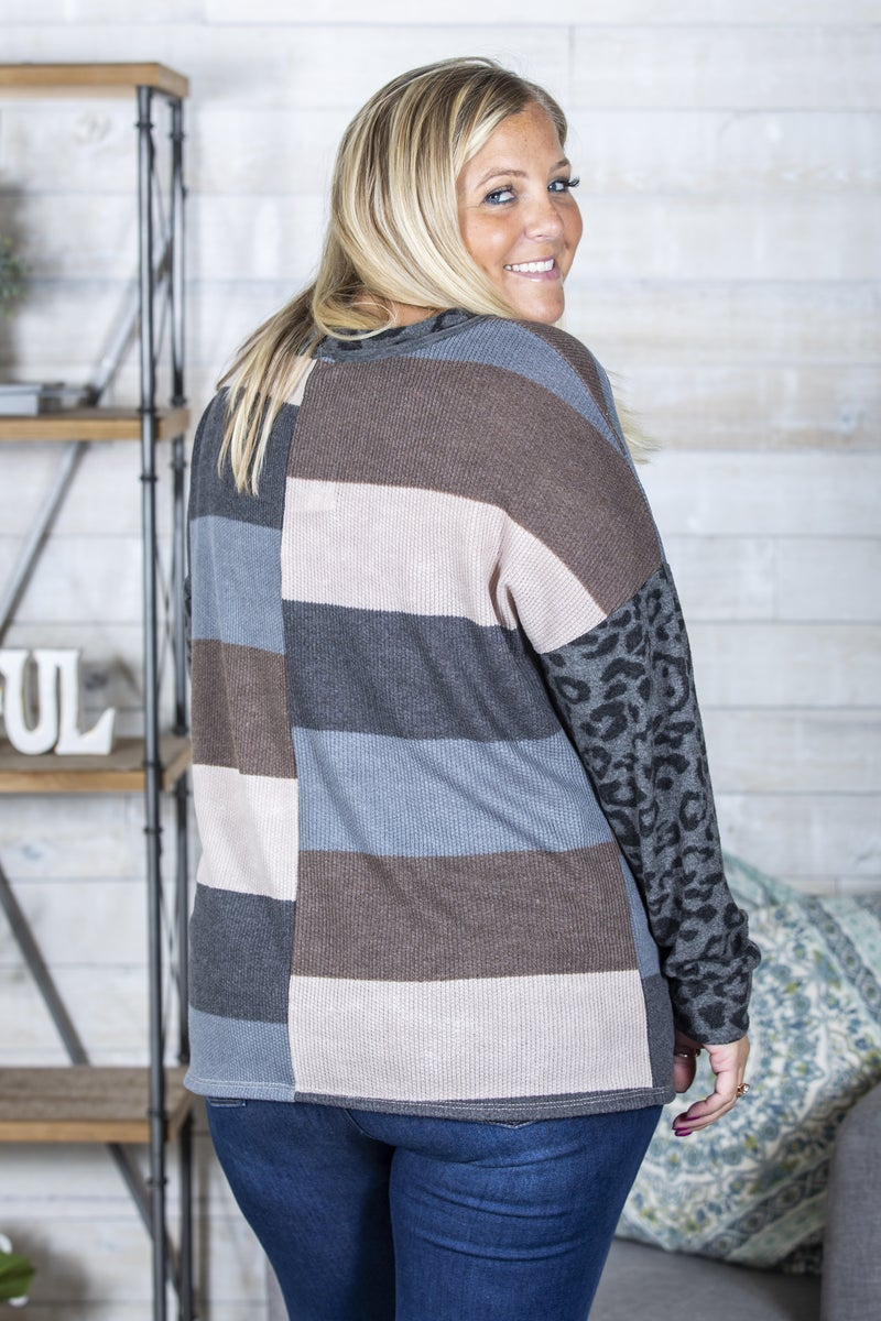 Back & Forth Sweater
