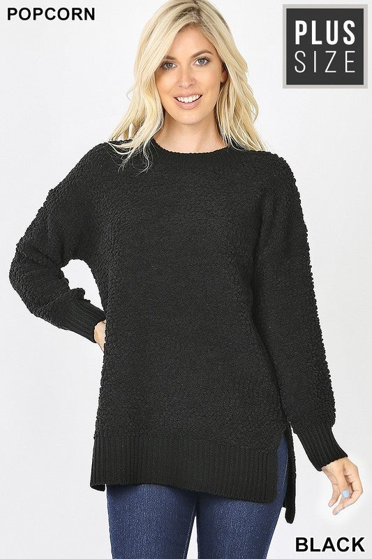 In For The Night Sweater