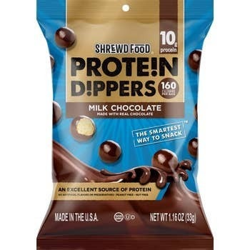 Milk Chocolate Protein Dippers