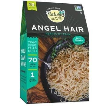 Angel Hair Veggie Noodles