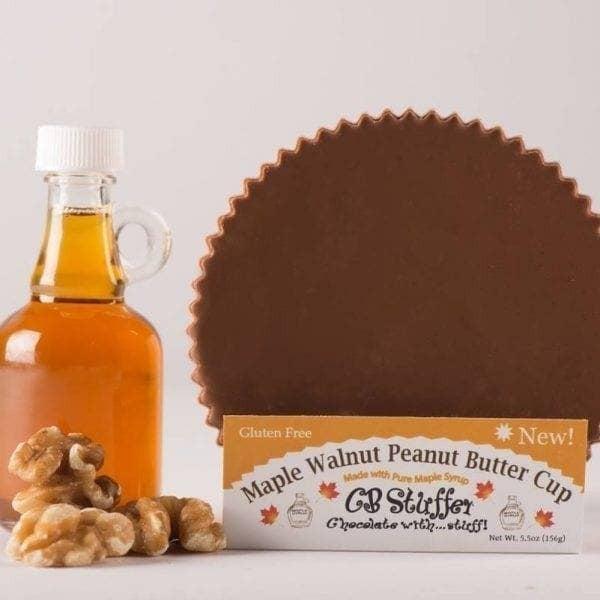 Milk Stuffer Peanut Butter Cups