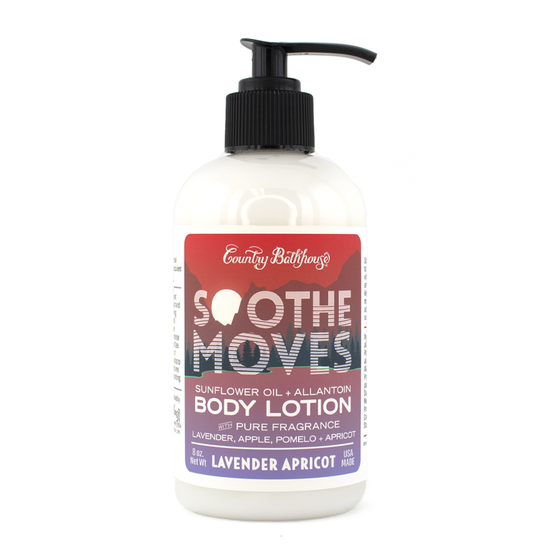 Soothe Moves Body Lotion