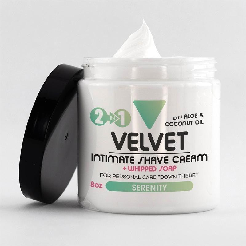 Velvet Intimate Shave
