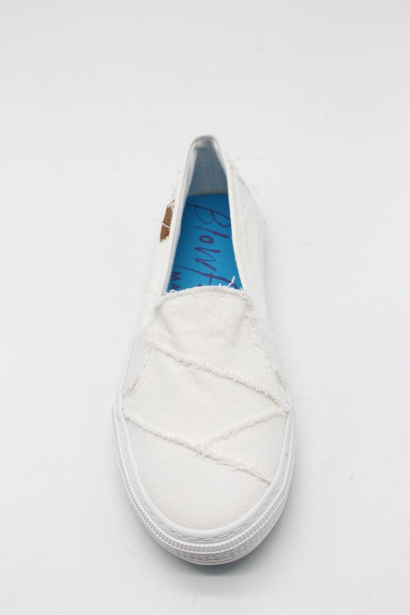 Alfie White Smoked Blowfish Sneaker