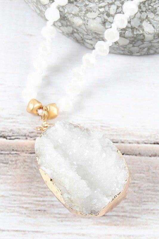 Mystical Stone Necklace