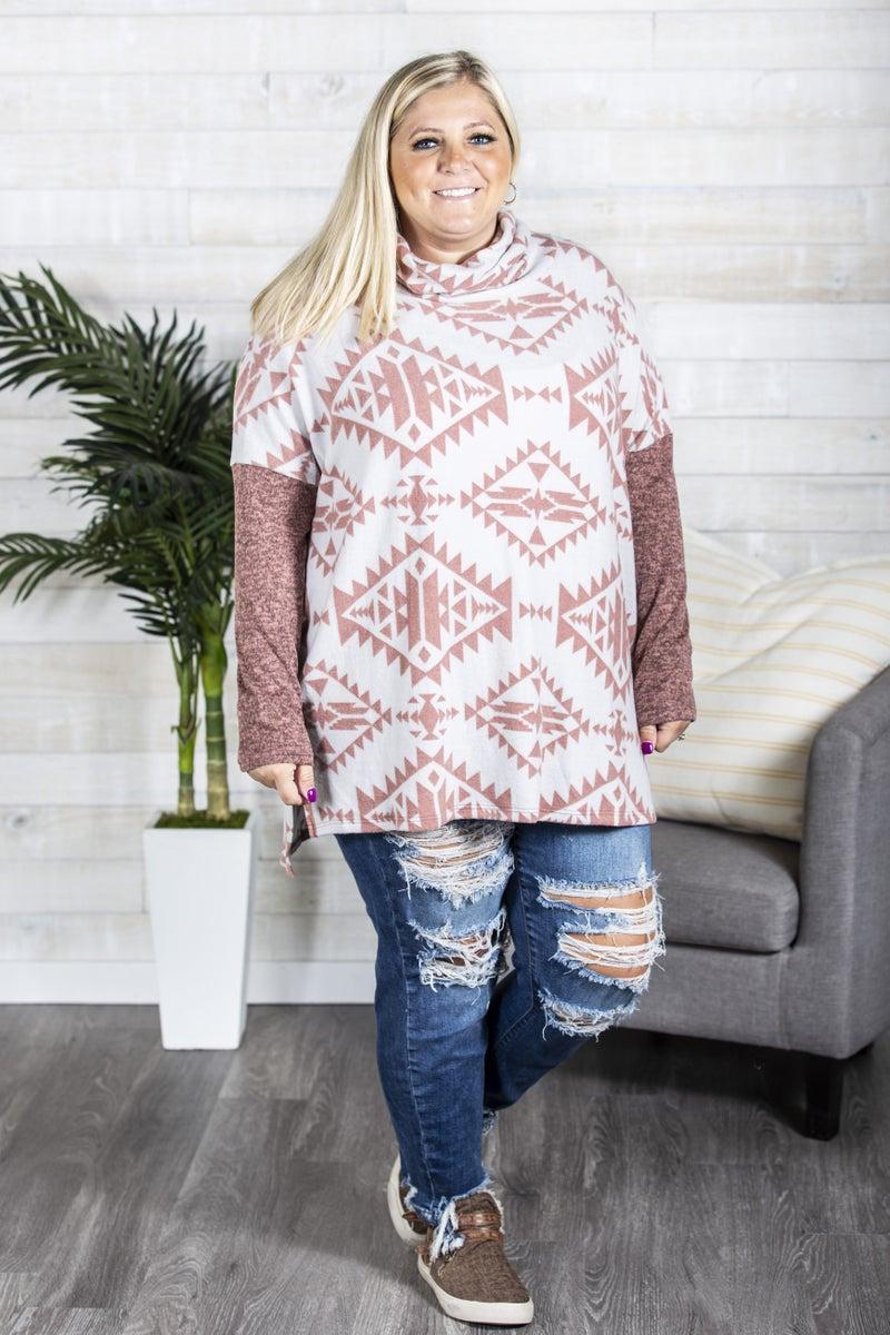 Amazing Aztec Sweater
