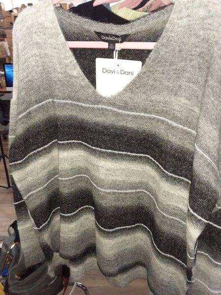 Davi & Dani LA Special Stripe Sweater