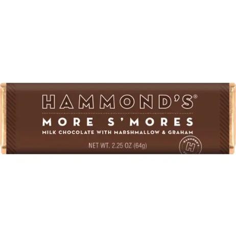 Hammond's Milk Chocolate Bar