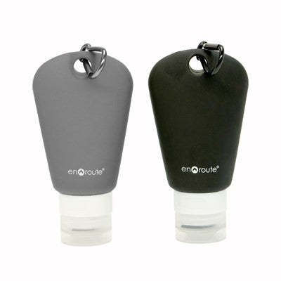 En Route Squeezies Silicone Travel Tubes