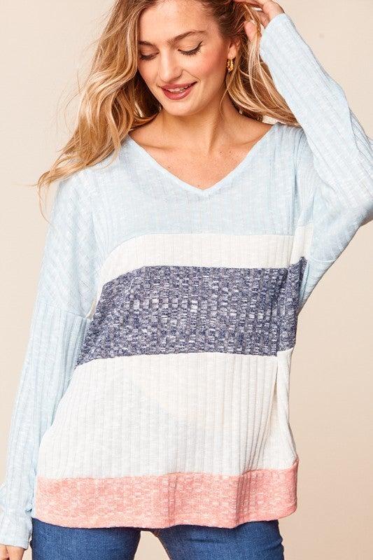 Sail Away Sweater