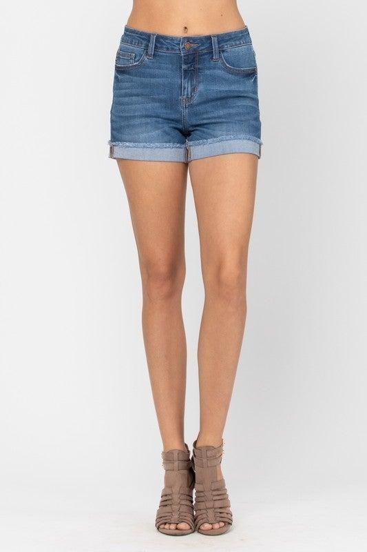 Hot Girl Summer Judy Blue Shorts