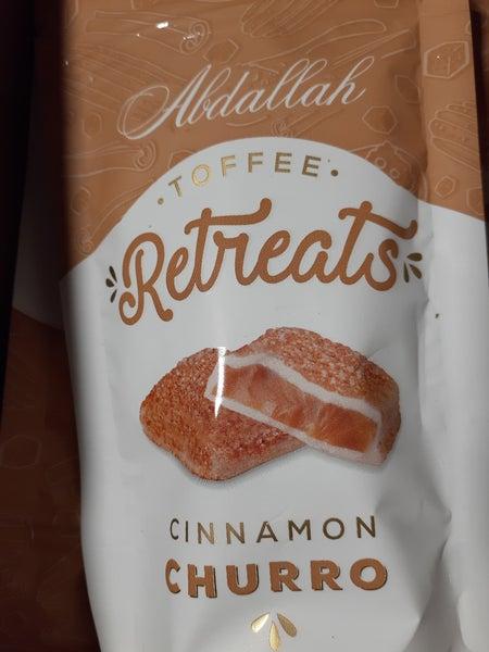 Abdallah Cinnamon Churro Toffee Retreats