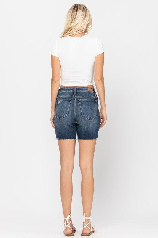 Judy Blue Mid-Thigh Shorts