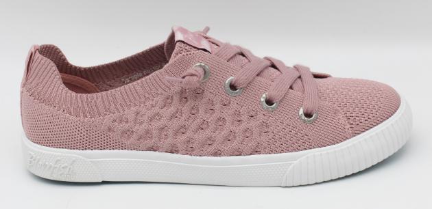 Pink Free Spirit Knit Blowfish Sneakers