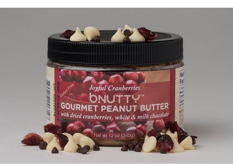 12oz Gourmet Peanut Butter