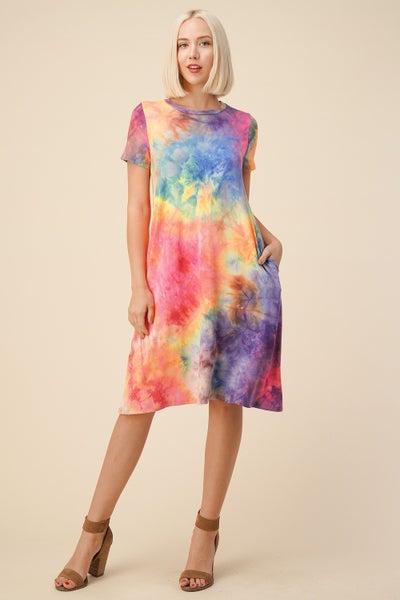 Summer Splash Dress