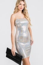 GeeGee LA Sparkly Dress