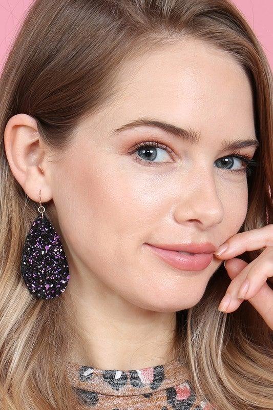 Shine All Night Earrings