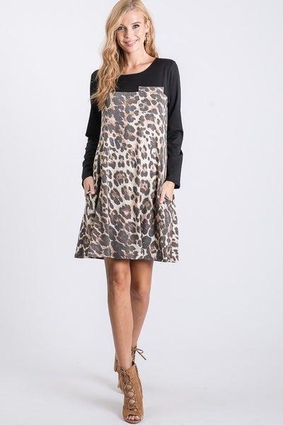 Walking On The Wild Side Dress