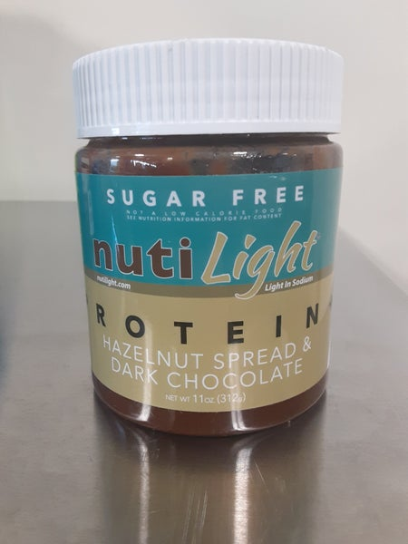 Sugar Free Dark Chocolate Spread With Protein