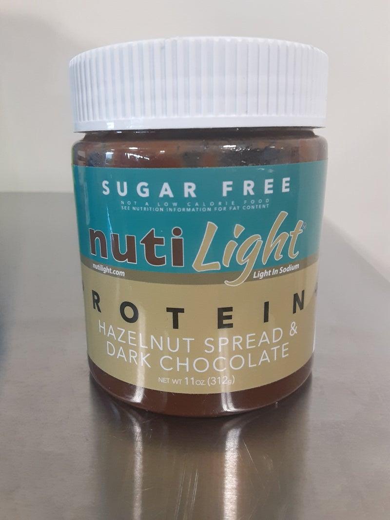 Sugar Free Dark Chocolate Spread With Protein