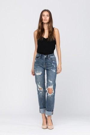 Bleach Babe Judy Blue Jeans