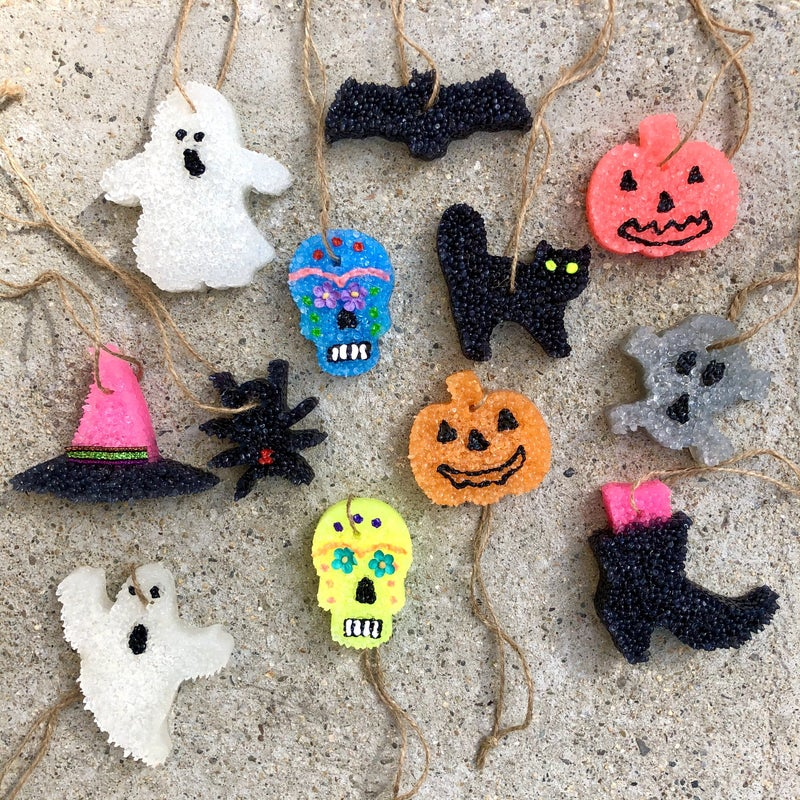 Halloween Freshies
