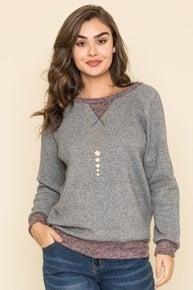 Keepin Warm Sweater